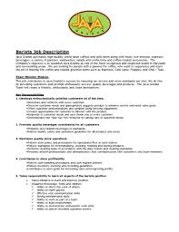 Resume Job Responsibilities Examples by Cleaning Job Description Resume Free Resume Example And Writing