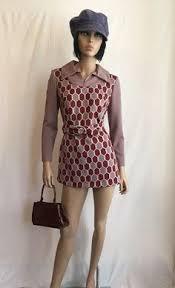candyland mod dress vintage 1960s pink mini dress white polka
