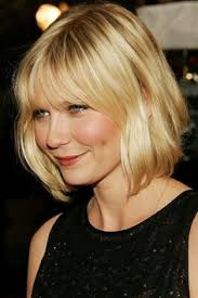 cute bob with bangs short hairstyles pinterest bangs bobs