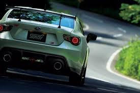 subaru coupe 2014 subaru said to be readying special brz possibly sti badged but