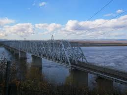 Komsomolsk-on-Amur road-rail bridge