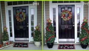 a front porch fall display that doesn u0027t die when not watered