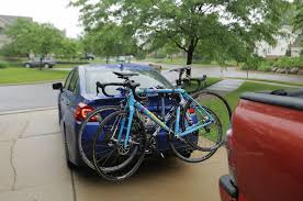 Subaru Forester Bike Rack by 2015 Subaru Wrx To The Bridge And Back