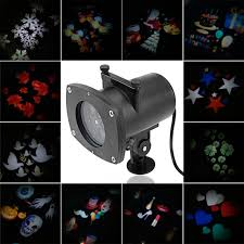 Christmas Light Projector Outdoor by Amazon Com Lanno Halloween Projector Lamp 12 Replaceable Lens 12