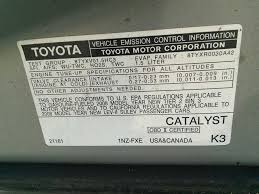 toyota corporation usa 2008 toyota prius hybrid hartford ct 06114 property room