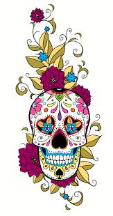 sugar skull design my next tat will be similar to this i u0027m