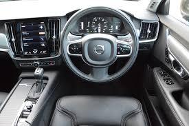 volvo steering wheel volvo v90 review greencarguide co uk