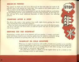 1955 packard owners manual