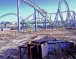 Six Flags Ma 10 Eerie Abandoned Amusement Parks The Hauntist Destination
