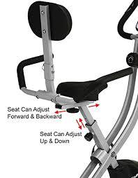 target black friday training bike amazon com innova xbr450 folding upright bike with backrest and