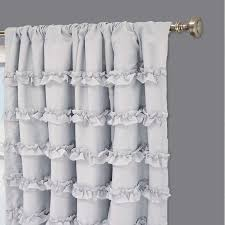 Purple Room Darkening Curtains Ideas Tips Excellent Curtain Design With Eclipse