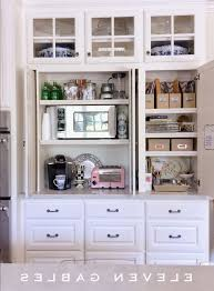 kitchen appliance storage ideas storage cabinet for kitchen appliances storage designs