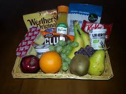 get well soon basket gift baskets
