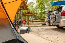 Wilmington Nc Zip Code Map by Wilmington North Carolina Tent Camping Sites Wilmington Koa