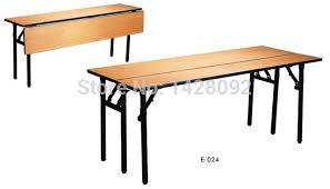 Folding Conference Tables Folding Conference Table With Front Panel Hotel Semilar Table With