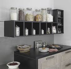 bocaux decoration cuisine etagere meuble cuisine pour idees de deco de cuisine fraîche deco