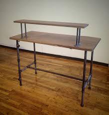 Mahogany Home Office Furniture Desk Light Wood Office Desk Home Office Work Table Corporate