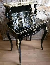 bureau style atelier bureau in napoleon iii style after restoration desks