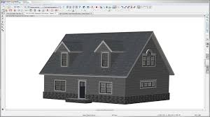 designing a cape cod roof bearing on 1st floor walls