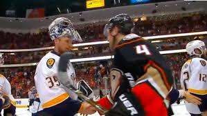 lexus lounge nashville predators predators vs ducks game 7 last minutes of 3rd period
