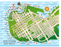Florida Beach Map by Maps Key West Florida Keys Key West Florida Keys Money