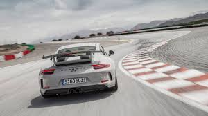 2018 porsche 911 gt3 review with price horsepower and photo gallery