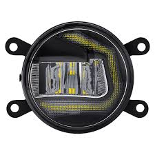 Fog Lights Lumen Flusty Blk 3 5