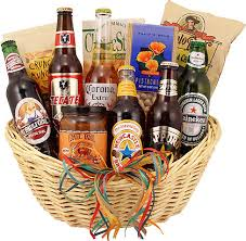 mexican gift basket around the world brew gift basket