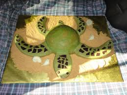 turtle cake u2013 decoration ideas little birthday cakes