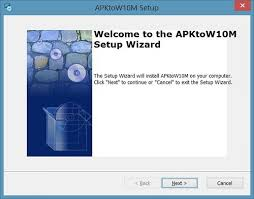 how to apk on android how to install android apk apps on windows phone 10 preview