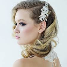 vintage bridal hair gorgeous vintage wedding hairstyles elite wedding looks