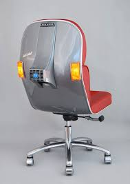 Chair Cycle Upcycled Into The Office Chair You Always Wanted