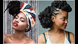 african hairstyles images 2017 natural hairstyles for black african american women youtube