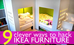 Furniture For 1 Bedroom Apartment 9 Ingenious Ways To Hack Ikea Furniture For Tiny New York