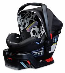 Most Comfortable Baby Car Seats Britax B Safe 35 Elite Infant Car Seat Cowmooflage