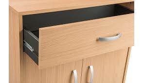 Asda Filing Cabinet Marlow Sideboard Natural Furniture George