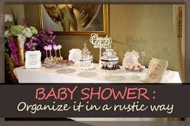 rustic baby shower truly wondrous and amazing rustic baby shower ideas