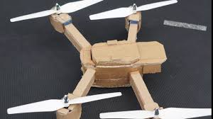 diy drone amazing cardboard diy drone youtube