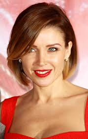 i need a sexy hair style for turning 40 dannii minogue bob hairstyle sexy polished layered bob hairstyle