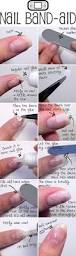 how to fix a broken nail ladies you won u0027t have to cut your long