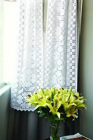 Crochet Curtain Designs Crochet Curtain Patterns Part 9 Beautiful Crochet Patterns And