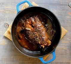 comment cuisiner le paleron rôti de paleron de boeuf mijoté en cocotte moelleux les