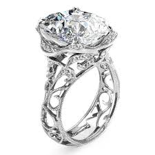 top wedding rings brides the top engagement rings style r2784 18k white