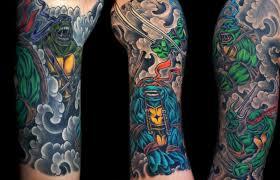 my nephew u0027s tattoo is fucking radical eric wigger the devil u0027s