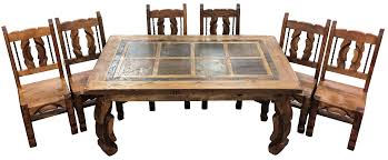 dining room furnitures texas rustic wood furniture tooled leather u0026 custom furnishings