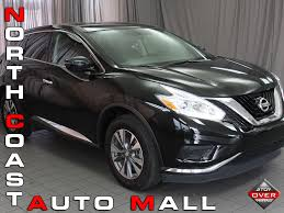 nissan murano interior accent lighting 2016 used nissan murano fwd 4dr sv at north coast auto mall