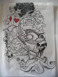 flower half sleeve designs