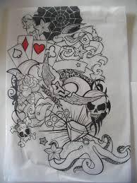 flower half sleeve designs