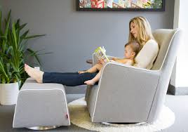 Best Nursery Rocking Chairs 7 Best Nursery Gliders Of 2017 Earth S Baby Store