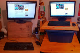 Standing Desk Diy Www Planetgargoyle Wp Content Uploads 2017 04